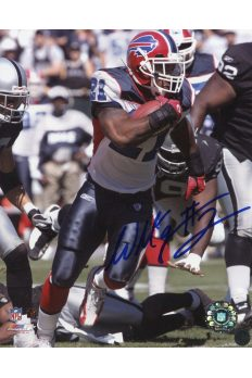 Willis McGahee 8x10 Photo Signed Autographed Auto Authenticated COA Bills