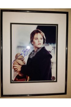 Meg Ryan 8x10 Signed Autographed Framed Cute