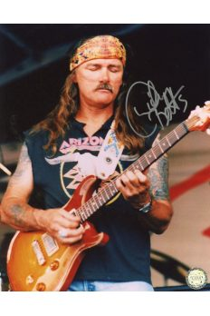 Dickey Betts 8x10 Signed Autographed Allman Brothers