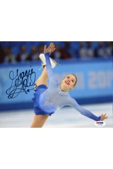 Gracie Gold 8x10 Photo Signed Autographed Auto PSA DNA Olympic Figure Skating