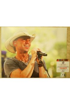Kenny Chesney Signed 11x14 Photo Autographed Auto GA GAI COA