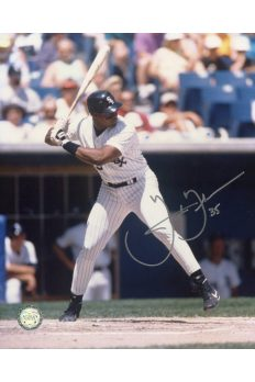 Frank Thomas Signed 8x10 Photo Autographed