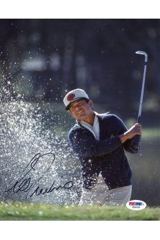 Lee Trevino 8x10 Photo Signed Autographed Auto PSA DNA COA Masters