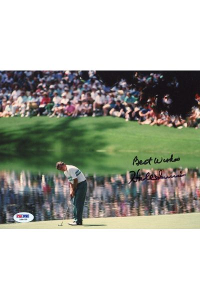 Hale Irwin 8x10 Photo Signed Autographed Auto PSA DNA COA