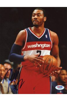 John Wall 8x10 Photo Signed Autographed Auto PSA DNA COA Kentucky Wizards