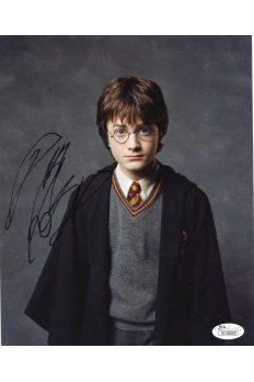 Daniel Radcliffe 8x10 Photo Signed Autographed Auto JSA COA Harry Potter