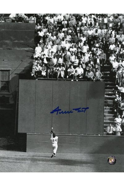 Willie mays 8x10 Photo Signed Autographed Say Hey Hologram