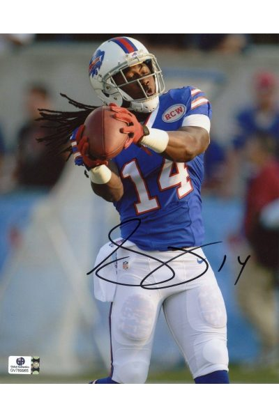 Sammy Watkins Signed 8x10 Photo Autographed Auto GA GAI COA Bills Clemson