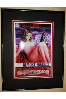 Kate Hudson 8x10 Signed Autographed Framed Almost Famous