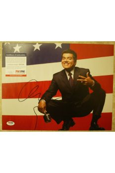 George Lopez 11x14 Photo Signed Autographed Auto PSA DNA
