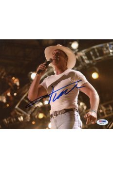 Trace Adkins 8x10 Photo Signed Autographed Auto PSA DNA Country Music Superstar