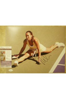 Jelena Jankovic 11x14 Photo Signed Autographed Auto JSA COA
