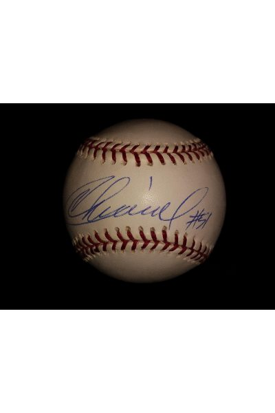 Ichiro Suzuki Signed Offical Baseball Early Autographed