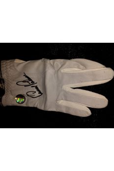 Arnold Palmer Signed Golf Glove Autographed Authenticated Maxfli