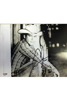 Clay Walker 8x10 Photo Signed Autographed Auto PSA DNA Country Music Artist