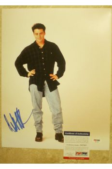 Matt LeBlanc 11x14 Photo Signed Autographed Auto PSA DNA