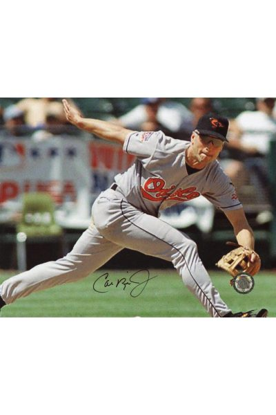 Cal Ripken Jr Signed 8x10 Photo Autographed