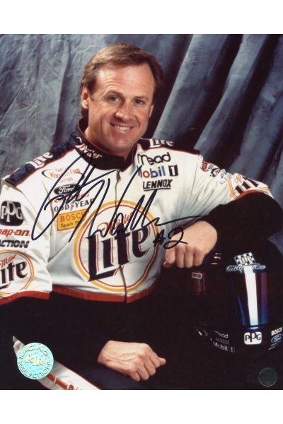 Rusty Wallace 8x10 Photo Signed Autographed Auto Authenticated COA NASCAR