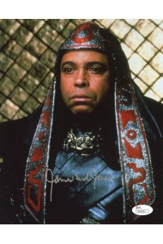 James Earl Jones 8x10 Photo Signed Autographed Auto JSA COA Star Wars