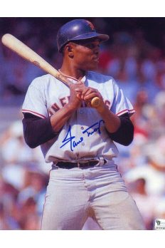 Willie mays Signed 8x10 Photo Autographed GAI