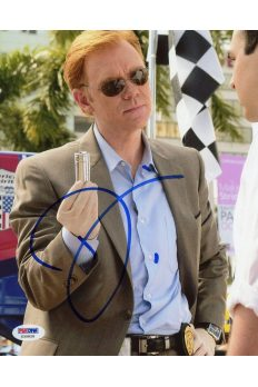 David Caruso 8x10 Photo Signed Autographed Auto PSA DNA CSI Miami