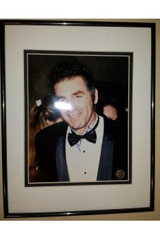 Michael Richards Seinfield 8x10 Signed Autographed Framed