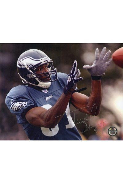 Terrell Owens Signed 8x10 Photo Autographed