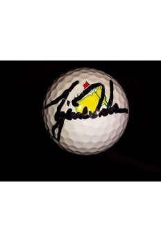 Tiger Woods Signed Masters Golf Ball Autographed Rare