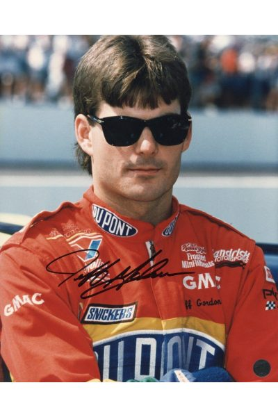 Jeff Gordon 8x10 Photo Signed Autographed Auto Authenticated COA NASCAR