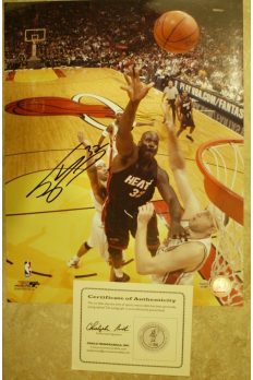 Shaquille O'Neal Signed 11x14 Signed Photo Autographed