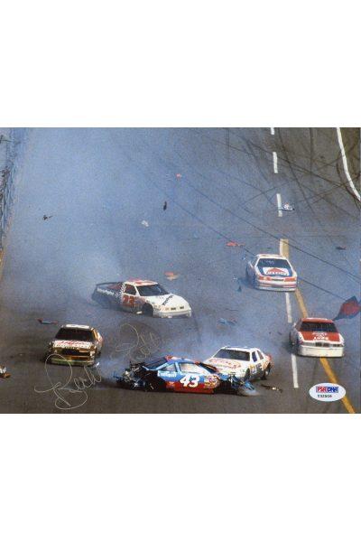 Richard Petty 8x10 Photo Signed Autographed Auto PSA DNA COA the King NASCAR HOF
