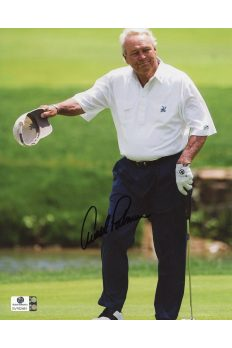 Arnold Palmer Signed 8x10 Photo Autographed