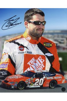 Tony Stewart 8x10 Photo Signed Autographed Auto Authenticated COA NASCAR
