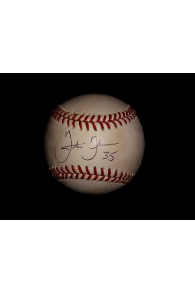 Frank Thomas Signed Offical Baseball Autographed