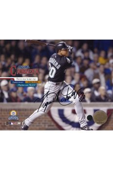 Miguel Cabrera 8x10 Photo Signed Autographed Authenticated COA Triple Crown