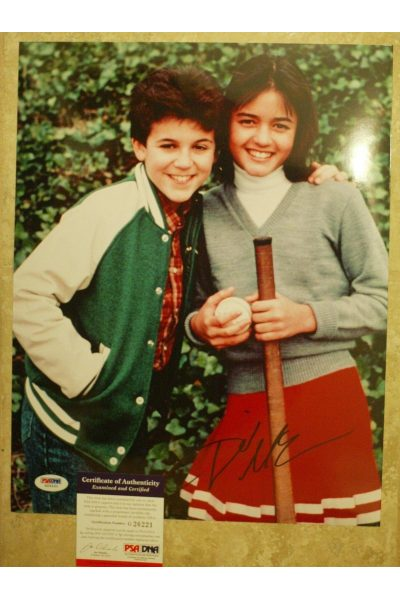 Danica McKellar 11x14 Photo Signed Autographed Auto PSA DNA the Wonder Years