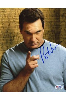 Patrick Warburton 8x10 Photo Signed Autographed Auto PSA DNA Seinfeld Puddy
