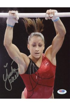 Jordyn Wieber 8x10 Photo Signed Autographed Auto PSA DNA Olympic Gold Gymnast