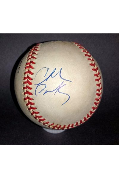 Charles Barkley Signed autographed Offical OML Baseball JSA COA Rare 76ers Suns