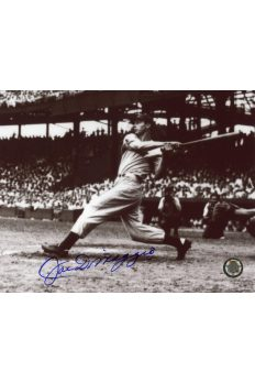 Joe DiMaggio Signed 8x10 Photo Autographed Clipper Yankee
