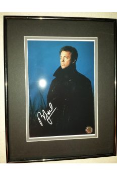 Billy Joel 8x10 Signed Autographed Framed Piano Man