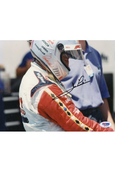 Mario Andretti 8x10 Photo Signed Autographed Auto PSA DNA COA Indy 500 F1