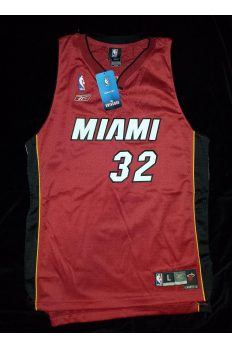 Shaquille O'Neal Signed Autographed Jersey Rebok Authentic L Lenth +2