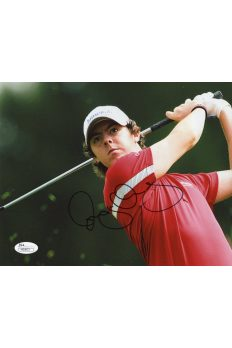 Rory McIlroy 8x10 Photo Signed Autographed Auto Authenticated JSA