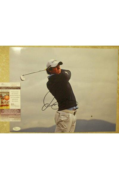 Rory McIlroy 11x14 Photo Signed Autographed Auto Authenticated JSA