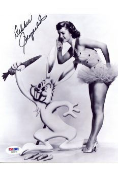 Debbie Reynolds 8x10 Photo Signed Autographed Auto PSA DNA Singin' in the Rain