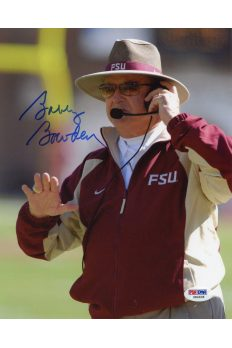 Bobby Bowden 8x10 Photo Signed Autographed Auto PSA DNA COA FSU