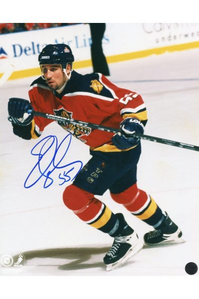 Ed Jovanovski 8x10 Photo Signed Autographed Authenticated COA Florida Panthers