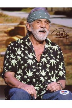 Tommy Chong 8x10 Photo Signed Autographed Auto PSA DNA Up in Smoke Cheech and