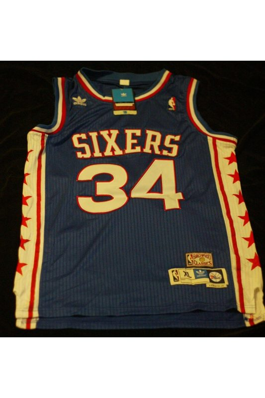 buy online 08801 5a0f5 Charles Barkley Signed Autographed Jersey Adidas Hardwood Classics XL +2